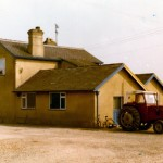 Date - 20/05/1978. Garton. Photo Ref 136.This is the platform side.The station apparently started life as a gatekeepers cottage (the low part on the right) and was later extended on the left.©  Alan Lewis