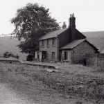 Date - 08/1960. Burdale. Photo Ref 168.Looking towards Sledmere and Fimber©  GNSRA Forrest Transport Treasury