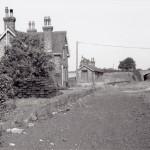 Date - 08/1960. North Grimston. Photo Ref 170.Looking towards Malton©  GNSRA Forrest Transport Treasury