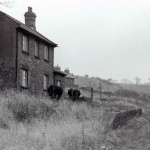 Date - 1962. Wharram. Photo Ref 183.The station©  Hugh Davies - Photos from the 50's