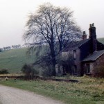 Date - 21/04/1976. Burdale. Photo Ref 5.Looking towards Driffield©  Alan Young
