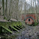 Date - 2005. Burdale Tunnel. Photo Ref 11.Northern portal©  Graeme Bickerdike