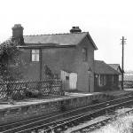Date - 1958. Garton. Photo Ref 25.The station©  Unknown
