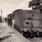 Date - 25/09/1958. Garton. Photo Ref 29.The 10.10am Malton - Driffield - Market Weighton class K goods train©  A M Ross