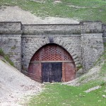 Date - 20/05/1978. Burdale Tunnel. Photo Ref 116.Southern portal©  Alan Lewis