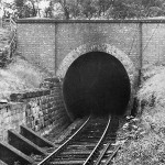 Date - Unknown. Burdale Tunnel. Photo Ref 186.Northern portal©  Alan Brown Collection