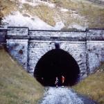 Date - 14/08/1960. Burdale Tunnel. Photo Ref 235.Southern portal©  Len Cook