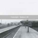 Date - 1962. Malton. Photo Ref 351.The Station©  Stations UK - Neg ref 20916