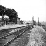 Date - Unknown. Wharram. Photo Ref 204.The station©  J W Armstrong Trust
