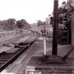 Date - 02/06/1957. North Grimston. Photo Ref 283.Looking towards Wharram©  J Aylard