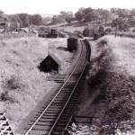 Date - 20/08/1958. North Grimston. Photo Ref 284.Looking towards Wharram©  J Aylard