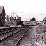 Date - 20/08/1958. North Grimston. Photo Ref 285.Looking towards Settrington©  J Aylard
