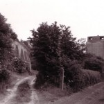 Date - 1979. Wharram. Photo Ref 322.Looking towards Driffield©  W R Burton