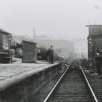 Date - Unknown. Wharram. Photo Ref 327.The station©  Fimber Village