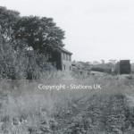 Date - 1962. Wharram. Photo Ref 354.The station©  Stations UK - Neg ref 20934