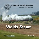 Wolds Steam Audio CD