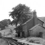 Date - 1950. Burdale. Photo Ref 184.The station©  Alan Brown Collection