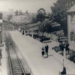 Date - 1950. Wharram. Photo Ref 240.A photo taken from the top of the water tower©  Llangollen Railway Great Western Locomotive Group