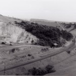 Date - 1958. Burdale. Photo Ref 242.Taken from the roadway©  Mike Mitchell