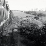 Date - 02/06/1957. Wharram. Photo Ref 255.Photo taken somewhere near Wharram? Loco 62387 running a Railtour organised by the Branch Line Society. If you know the exact location, please let us know!©  R Casserley