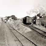 Date - 25/09/1958. Wharram. Photo Ref 397.J39 0-6-0 No 64928 shunting the coal drops©  A M Ross