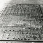 Date - 28/05/1990. Garton. Photo Ref 697.The weighbridge at Garton. This is still in place today©  Warwick Burton